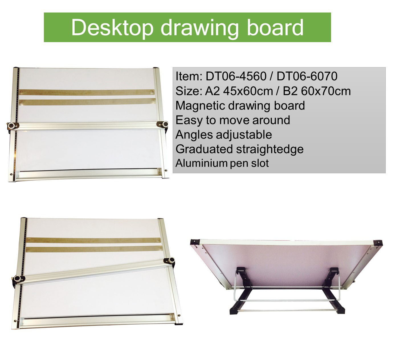 Desktop drawing board